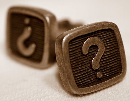 Sticking your neck out and asking the 'obvious' questions in business