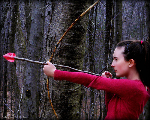 Want to do great things in the world? Applying the arrow of intention