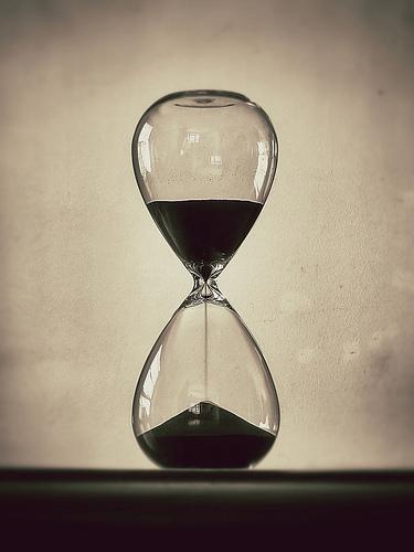 Kairos time, patience and procrastination