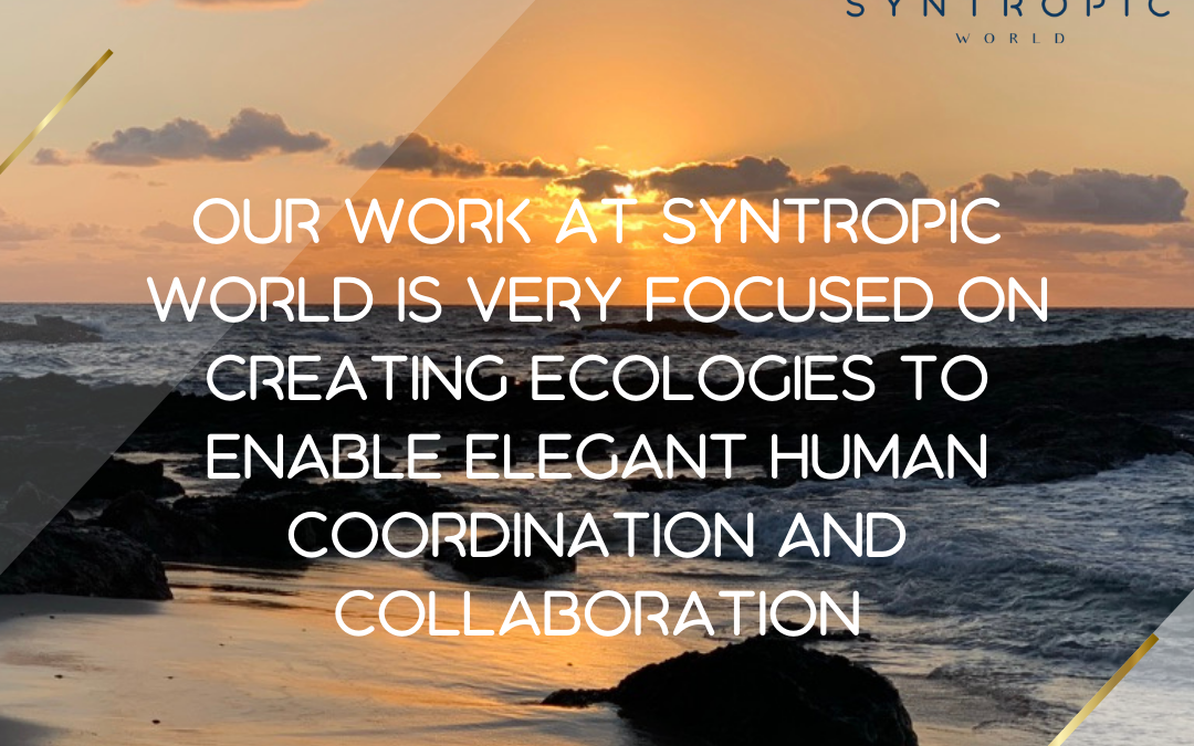 It is nearly impossible for humans to collaborate. How we can do this better?